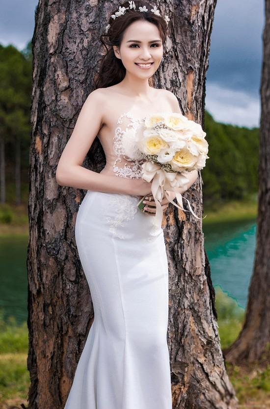 Vợ chồng Diễm Hương tung ảnh cưới lãng mạn tại Đà Lạt - anh 15