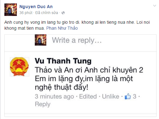 Đại gia Đức An cảnh cáo Ngọc Thúy không được đụng đến Phan Như Thảo - anh 3
