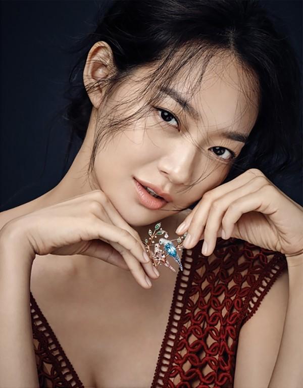 Những điều chưa biết về nàng Venus Shin Min Ah - anh 2