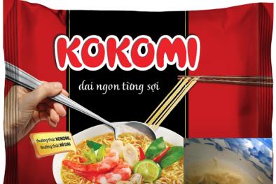 Mì Kokomi của Masan có giun, sán? - anh 1