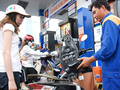 Dự báo giá xăng dầu sẽ còn tăng trong tháng 7 - anh 1
