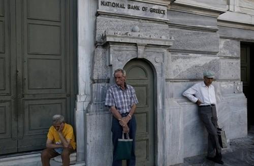 Hy Lạp chấp nhận thắt lưng buộc bụng - anh 1