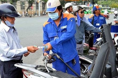 Giá xăng có thể điều chỉnh giảm - anh 1