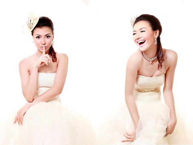 Bất ngờ với hình ảnh Hồng Quế làm cô dâu năm 16 tuổi - anh 4