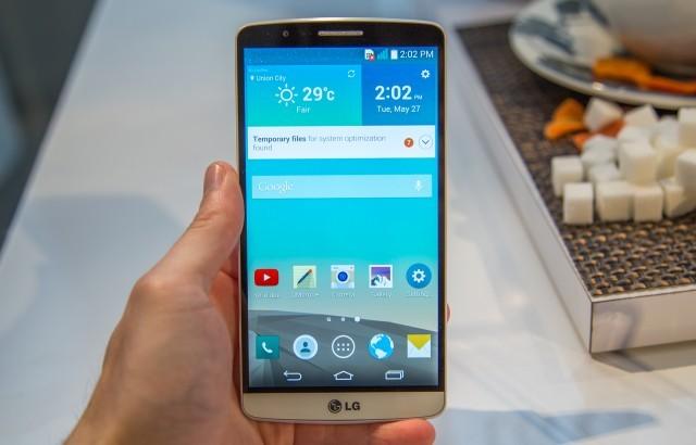 Khắc phục 5 lỗi thường gặp khi dùng LG G3 - anh 1