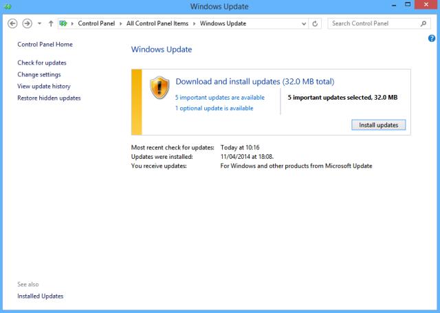 Tăng cường bảo mật cho Windows 8.1 - anh 1