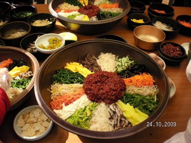 Những món ăn ngon nghe tên đã nghĩ tới xứ sở Kim Chi - anh 7