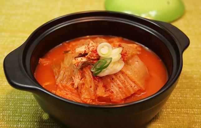 Những món ăn ngon nghe tên đã nghĩ tới xứ sở Kim Chi - anh 1