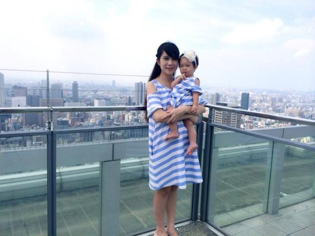 5 bộ ảnh siêu đẹp của gia đình ca sĩ Lý Hải - Minh Hà trong năm 2014 - anh 10