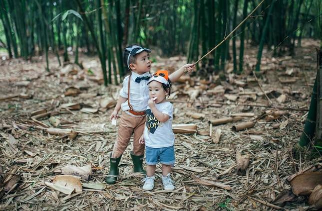 5 bộ ảnh siêu đẹp của gia đình ca sĩ Lý Hải - Minh Hà trong năm 2014 - anh 19