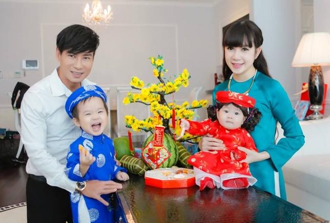 5 bộ ảnh siêu đẹp của gia đình ca sĩ Lý Hải - Minh Hà trong năm 2014 - anh 1
