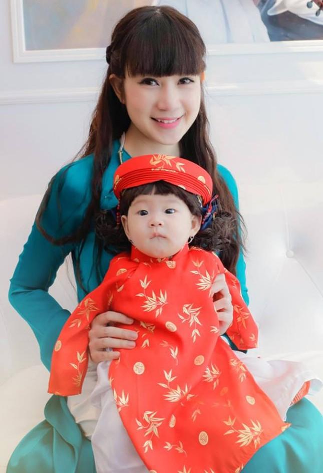 5 bộ ảnh siêu đẹp của gia đình ca sĩ Lý Hải - Minh Hà trong năm 2014 - anh 2
