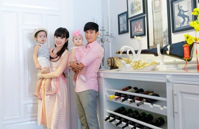 5 bộ ảnh siêu đẹp của gia đình ca sĩ Lý Hải - Minh Hà trong năm 2014 - anh 3