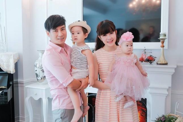 5 bộ ảnh siêu đẹp của gia đình ca sĩ Lý Hải - Minh Hà trong năm 2014 - anh 4