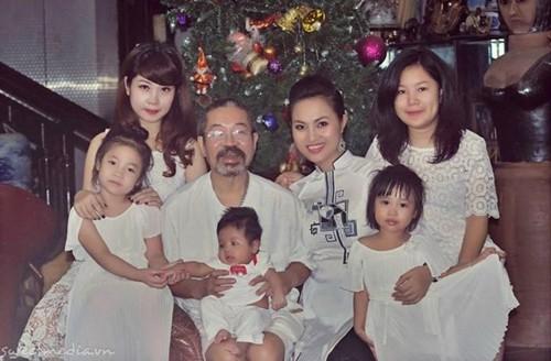 NSND Lê Hùng: Con cái là sợi dây thiêng liêng kết nối gia đình - anh 1