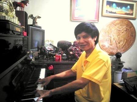 Nhạc sĩ Đăng Nước: Sự tan vỡ thương tâm của mối tình đầu - anh 1