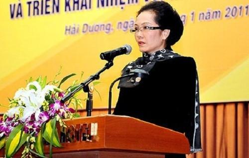 Lê Thị Thúy Ngà, nữ doanh nhân Nam Cường