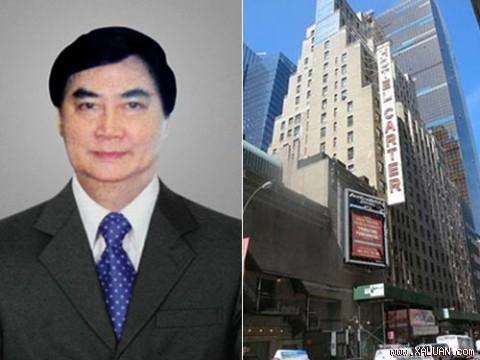 Chuyện chưa kể về tỷ phú người Việt đầu tiên sở hữu khách sạn ở New York - anh 2