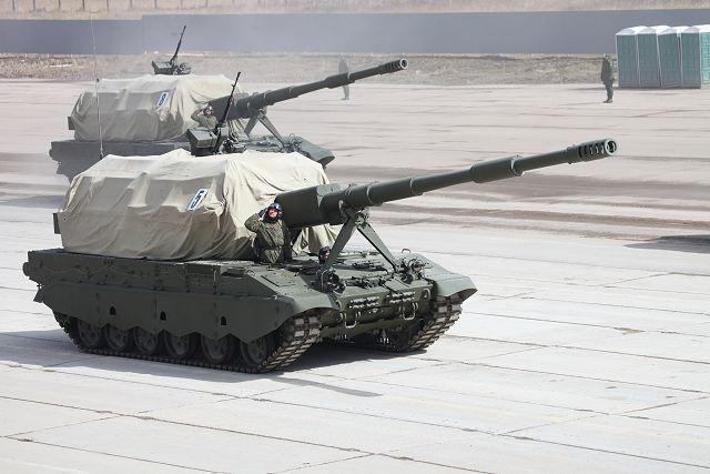 Những vũ khí khủng lần đầu xuất hiện trong Lễ Duyệt binh ở Nga - anh 4