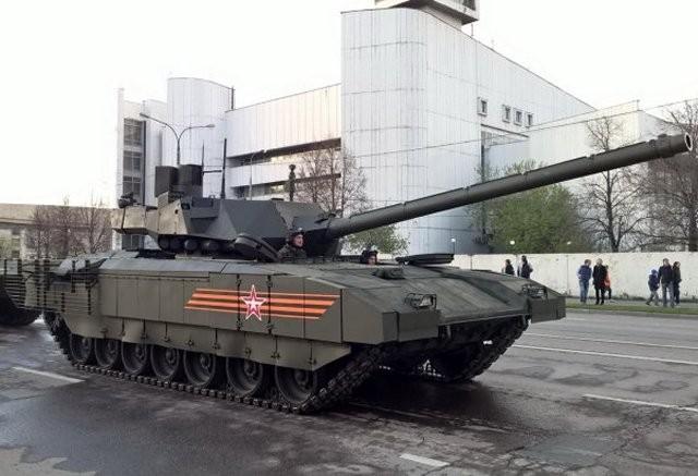 Những vũ khí khủng lần đầu xuất hiện trong Lễ Duyệt binh ở Nga - anh 1