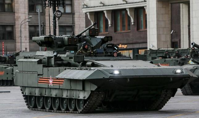 Những vũ khí khủng lần đầu xuất hiện trong Lễ Duyệt binh ở Nga - anh 3