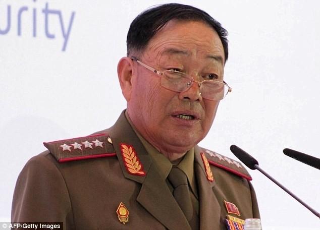 Bộ trưởng Quốc phòng Triều Tiên bất ngờ tái xuất? - anh 1