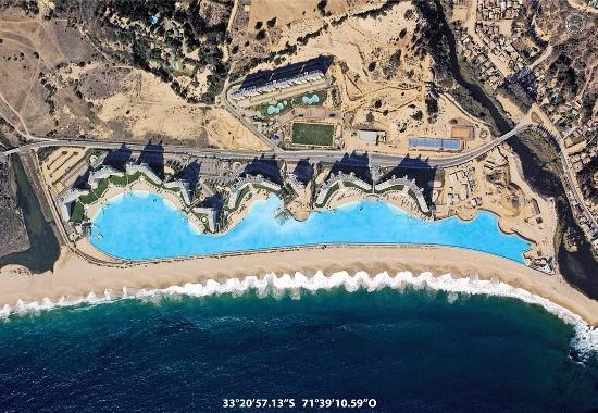 """Choáng ngợp trước """"thiên đường"""" bể bơi nhân tạo lớn nhất thế giới - anh 2"""