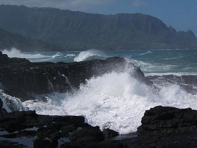 """Mê mẩn trước vẻ đẹp """"đốn tim"""" du khách cuả bể bơi đẹp nhất Hawaii - anh 8"""