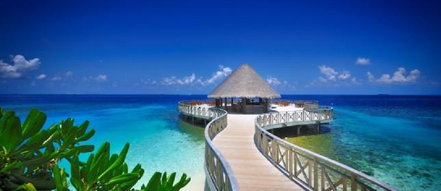"""Tận hưởng cuộc sống thần tiên nơi """"thiên đường hạ giới"""" Maldives - anh 1"""