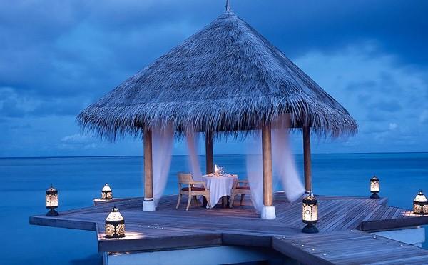 """Tận hưởng cuộc sống thần tiên nơi """"thiên đường hạ giới"""" Maldives - anh 2"""