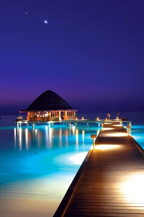 """Tận hưởng cuộc sống thần tiên nơi """"thiên đường hạ giới"""" Maldives - anh 4"""