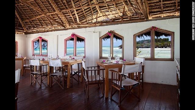 Điểm danh những nhà hàng độc đáo nhất Châu Phi - anh 2