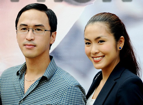 Điểm danh những chàng rể tài tử của showbiz Việt - anh 5
