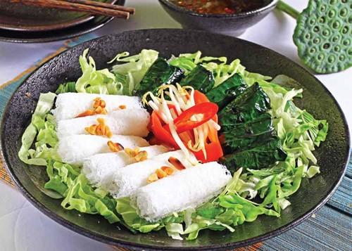 Bánh hỏi - tinh tuý ẩm thực của đất võ Bình Định - anh 1