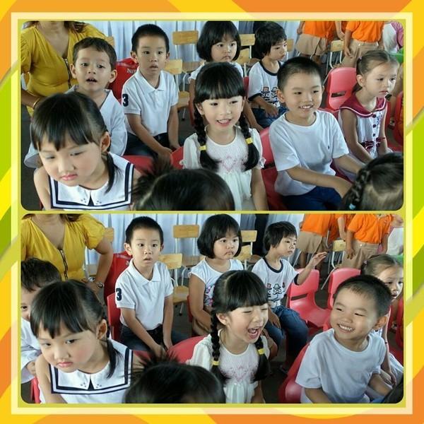 Sao Việt đồng loạt khoe ảnh con ngày khai trường - anh 3