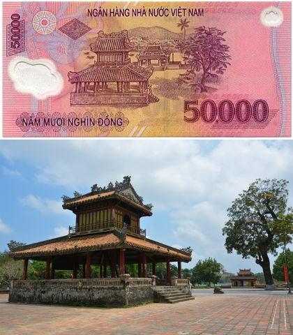 Khám phá những điểm du lịch nổi tiếng trên đồng tiền Việt Nam - anh 3