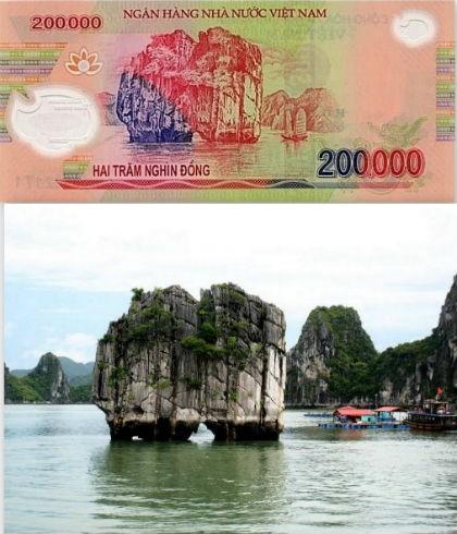 Khám phá những điểm du lịch nổi tiếng trên đồng tiền Việt Nam - anh 7