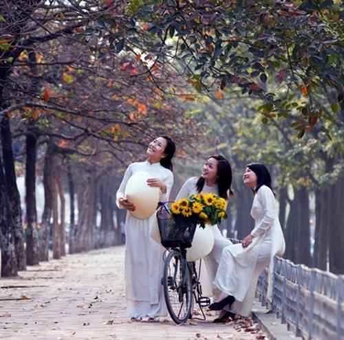 Điểm danh những địa điểm chụp ảnh đẹp làm say lòng giới trẻ Hà Thành - anh 3