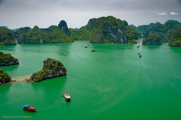 Vịnh Hạ Long lọt top những điểm đến đáng khám phá nhất thế giới - anh 1