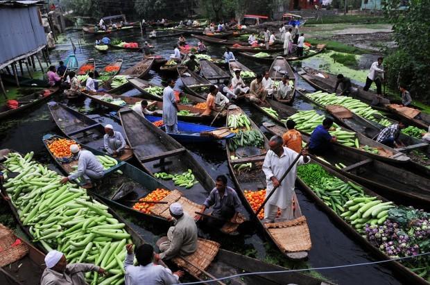 Điểm danh những chợ nổi đẹp nhất Châu Á - anh 2