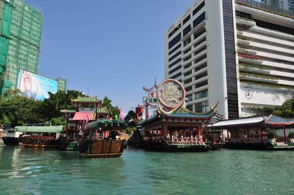 Điểm danh những chợ nổi đẹp nhất Châu Á - anh 6