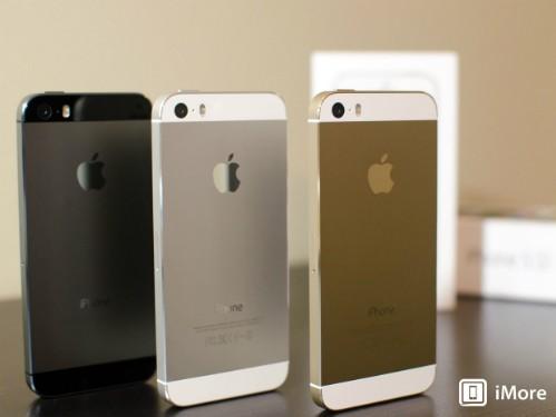 """iPhone 5S """"rớt giá"""" vì bộ đôi iPhone 6 - anh 1"""