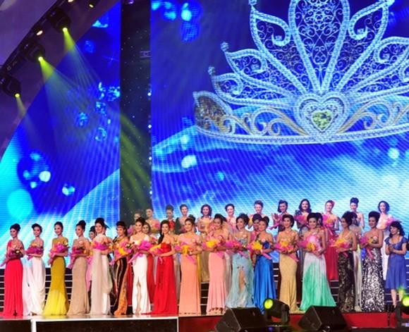 """Cuộc thi """"Hoa hậu Việt Nam"""" và những cái nhất - anh 1"""