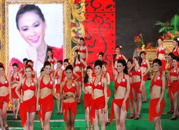 """Cuộc thi """"Hoa hậu Việt Nam"""" và những cái nhất - anh 2"""