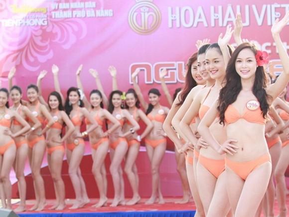 """Cuộc thi """"Hoa hậu Việt Nam"""" và những cái nhất - anh 3"""