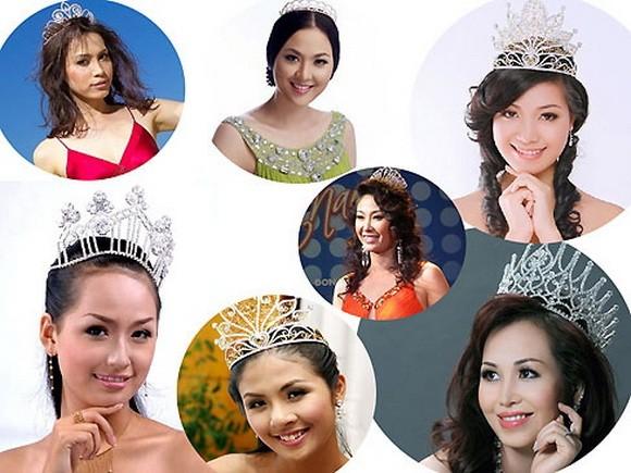 """Cuộc thi """"Hoa hậu Việt Nam"""" và những cái nhất - anh 4"""