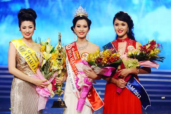 """Cuộc thi """"Hoa hậu Việt Nam"""" và những cái nhất - anh 5"""