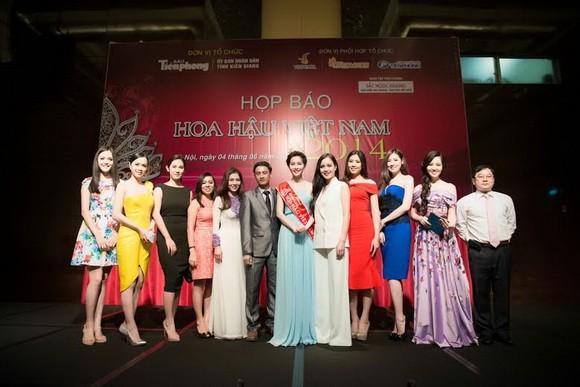 """Cuộc thi """"Hoa hậu Việt Nam"""" và những cái nhất - anh 6"""