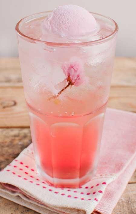 Hoa anh đào - Nét tinh tuý trong ẩm thực Nhật Bản - anh 2
