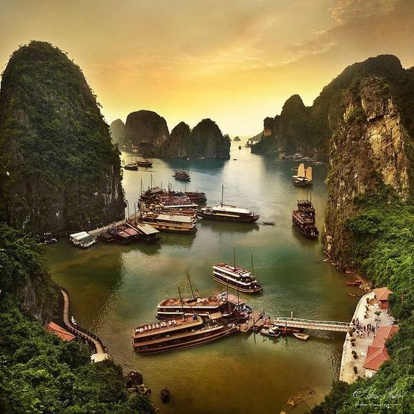 """Những điểm đến tuyệt mỹ của Việt Nam giống """"y hệt"""" nước ngoài - anh 7"""